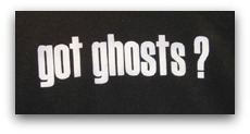 got ghosts