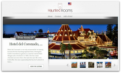 Haunted Hotel Rooms in the U.S.