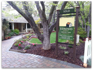Mary Pope-Handy, Realtor, Los Gatos - sale in Monte Sereno CA spring 2014